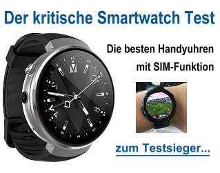 der kritische smartwatch test 2017. Black Bedroom Furniture Sets. Home Design Ideas